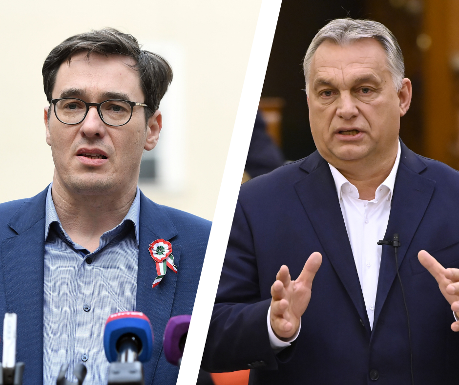 KARÁCSONY'S ELECTORAL ODDS FALLS
