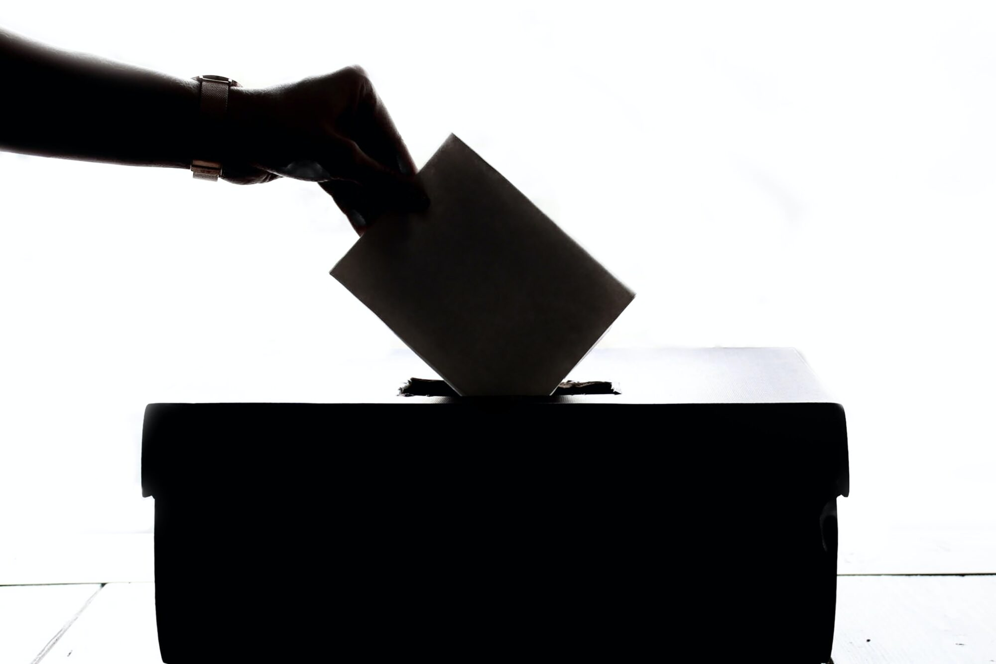 THE PRE-ELECTION HAS NO EFFECT ON PARTY PREFERENCES